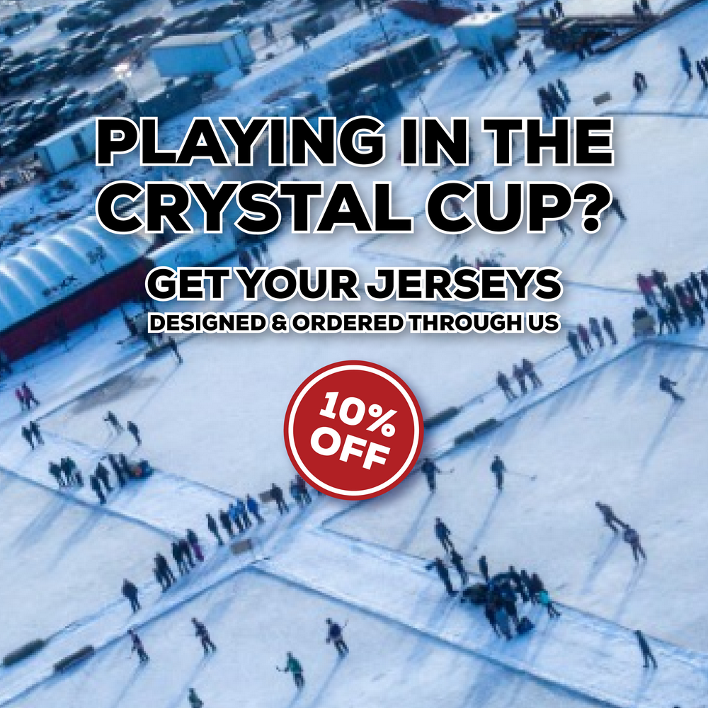 January Sales & Crystal Cup