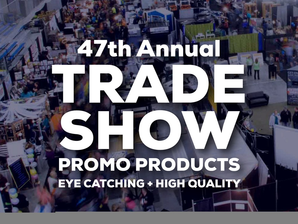 February Sale on Trade Show Promotional Items